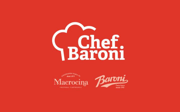 Arranca Chef Baroni una empresa de alimentación Gourmet de congelados