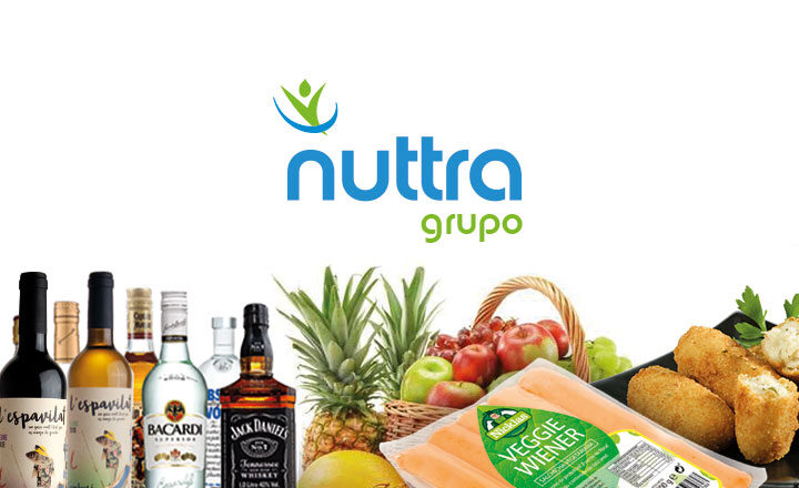 Nuttra se establece como grupo de alimentación y bebidas